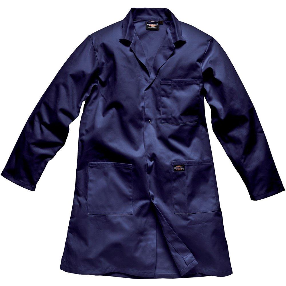 Dickies Redhawk Warehouse Coat S Mens Workwear White