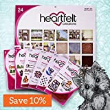 Heartfelt Creations Pampered Pooch Collection Full Collection (no card kit in this bundle)