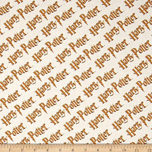Harry potter fabric by the yard cotton