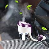 Car Diffuser,Car Humidifier,12V Mini Car