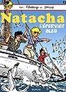 Natacha, tome 22 : L'épervier bleu par Walthéry