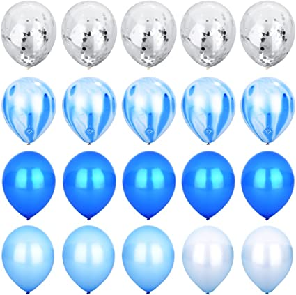 10 X AGE 30 BIRTHDAY BALLOONS MULTI COLOURS AIRFILL PARTY DECORATION SE