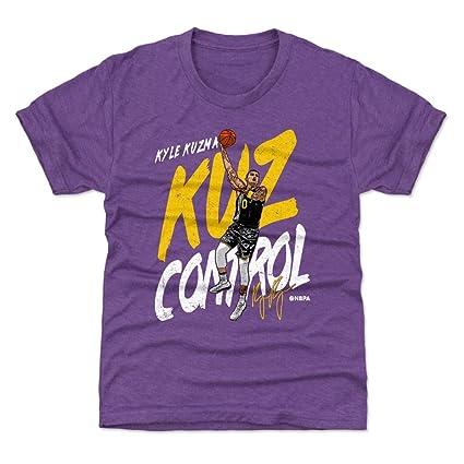 500 LEVEL Kyle Kuzma Los Angeles Basketball Youth Shirt (Kids X-Small (4 bd5a98e21
