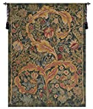 Portiere William Morris Verte French Wall Art Tapestry