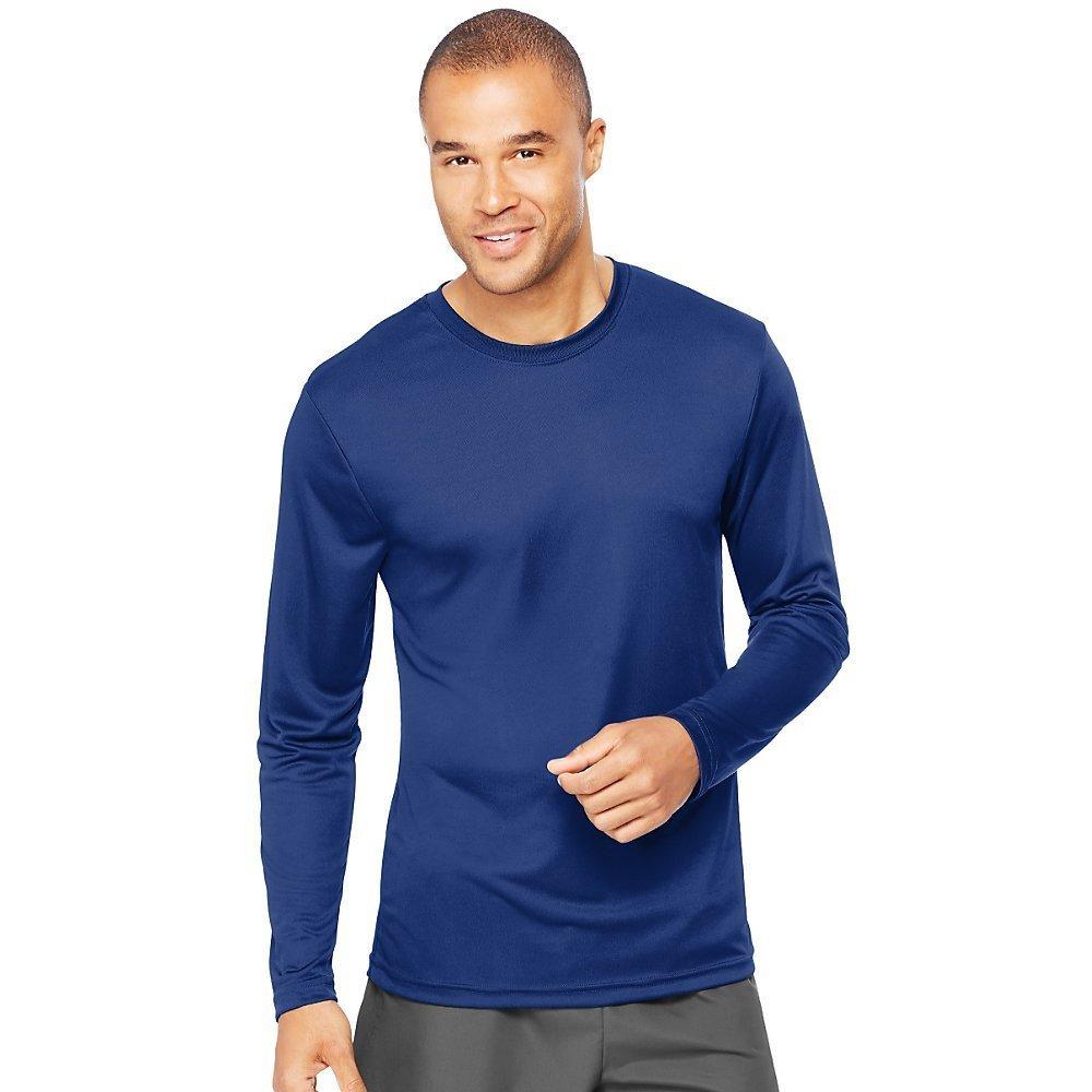 Hanes Cool DRI® Performance Men's Long-Sleeve T-Shirt