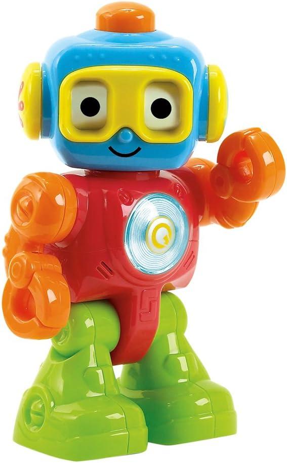 PlayGo - Robot eléctrico infantil luz y sonido (44298): Amazon.es ...