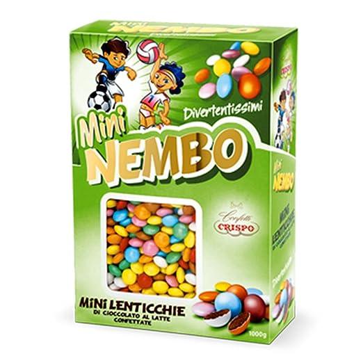 2 opinioni per Mini Smarties Multicolore Da 1 killogram Al Cioccolato CRISPO Confetti Lenti