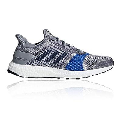 Adidas Performance Ultraboost Herren Laufschuhe Silber