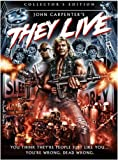 They Live: Collector's Edition [DVD] [Import]