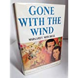 Gone With the Wind Margaret Mitchell 1964 Reprint of 1936 First Edition Book