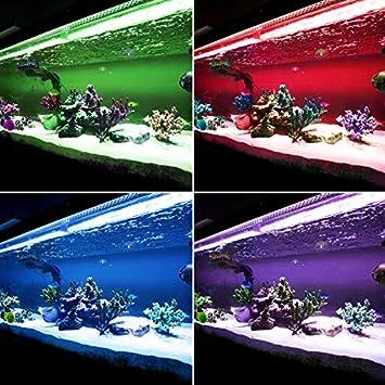 Rgb colour changing aquarium led strip light set 100cm 16 colour rgb colour changing aquarium led strip light set 100cm 16 colour options via mozeypictures Image collections