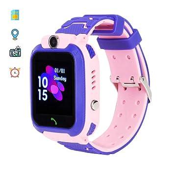 Reloj Inteligente para Niños con GPS Smartwatch para niños 1.54 ...
