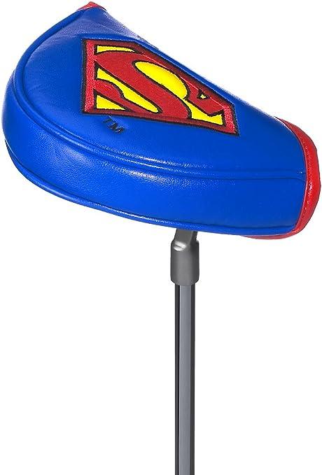Creative Covers para Golf Superman Funda para Putter de mazo ...