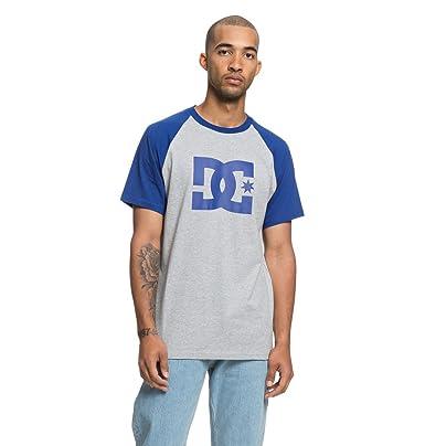fe239ecaa44c DC Shoes Star - T-Shirt for Men EDYZT03831: DC Shoes: Amazon.co.uk ...