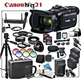Canon VIXIA HF G21 Camcorder with Documentary Bundle