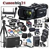 Canon VIXIA HF G21 Camcorder with Documentary Bundle