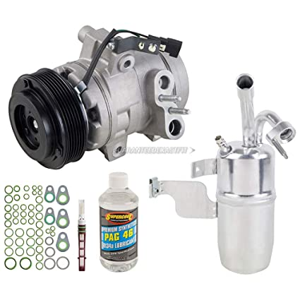 Amazon.com: OEM AC Compressor w/A/C Repair Kit For Ford Transit Connect 2010-2015 - BuyAutoParts 60-85113RN New: Automotive