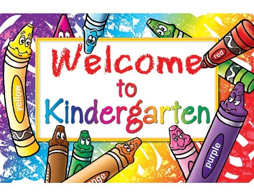 Teacher Created Resources Welcome to Kindergarten Postcards (4860) by Teacher Created Resources