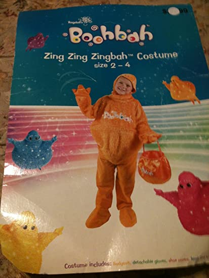 boohbah costume Adult
