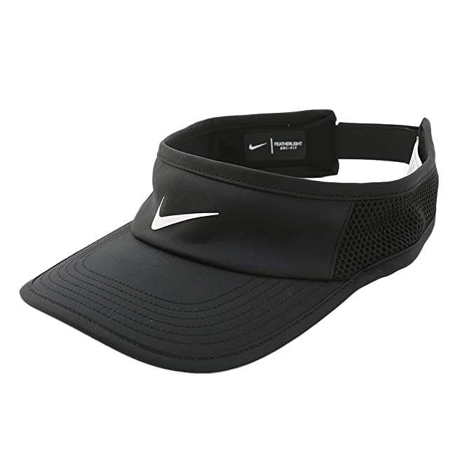 Image Unavailable. Image not available for. Color  Nike Adult Unisex DRI-FIT  Adjustable Featherlight Tennis Visor 3c1ceb5334bb