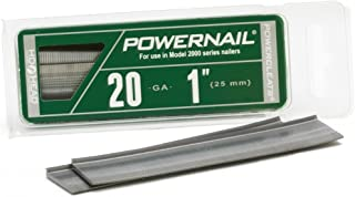 """product image for Powernail 1"""" 20 Gage Hardwood Flooring L-cleat Nails Box of 1,000"""