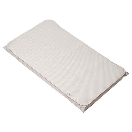 Cambrass Liso E - Protector colchón 3D, minicuna, 46 x 82 cm