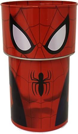 The Tin Box Company Marvel Spider-Man Bobble Head Bank