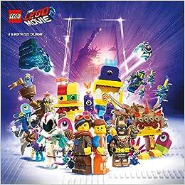 Lego May 2020 Calendar The LEGO Movie 2 2020 Mini Calendar: Trends International