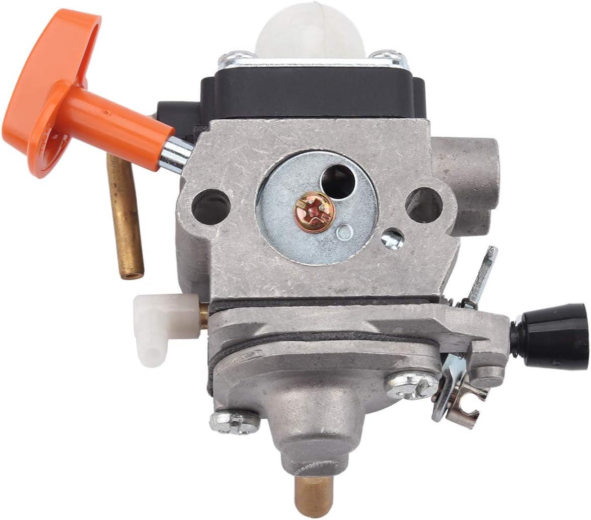 Hayskill C1Q-S174 Carburetor Tune Up Kit for Stihl FS87 FS90 FS100 FS110 HL100 HL90 FS130 HL95 HT100 HT101 KM90 KM100 KM110 SP90 Carb Trimmer 4180 120 0611 4180 120 0604