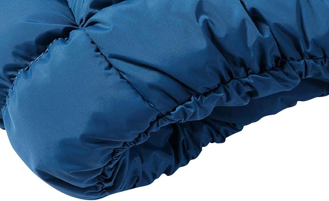 Springrain Mens Slim Fit Warm Casual Stand Collar Detachable Hood Jacket