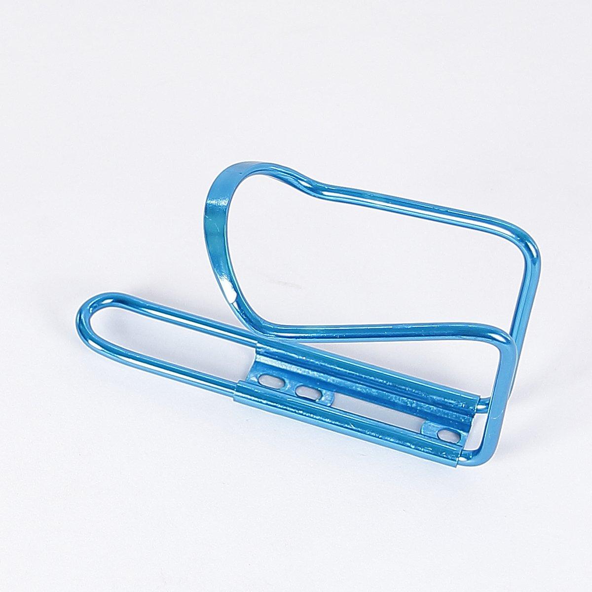 soytich Aluminium Bottle Cage Bottle Holder Bike Drink Holder Bicycle Can Holder F3 Blue