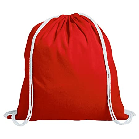36831fedf1 eBuyGB Pack de 10 enfants coton Drawstring sac à dos: Amazon.fr: High-tech