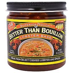 Better Than Bouillon, Lobster Base, 8 oz (227 g) - 2PC