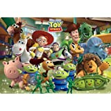 40 piece Disney Child puzzle Full toys Toy Story