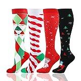 HLTPRO Compression Socks for Women & Men - 1 to 6