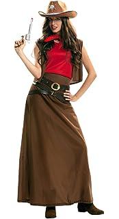 My Other Me Me - Disfraz de vaquera para mujer, XL (Viving Costumes 202619