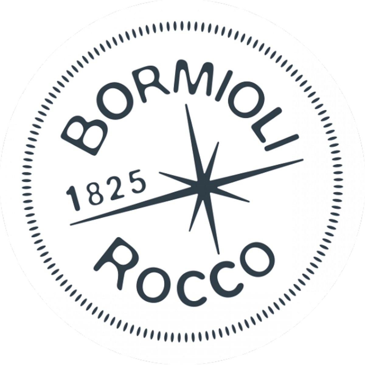Bormioli Rocco B0727PL21D Fido Clear Jar .75 Liter 25.25 oz, Pack of 2