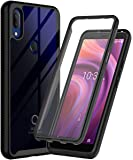ONOLA Designed for Alcatel 3v 2019 Case,Three Defense Built-in Screen Protector Crystal Clear Slim Fit Full Body…