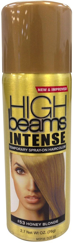 High Beams Intense Temporary Spray On Hair Color - #53 Honey Blonde 2.7 oz Salon Grafix