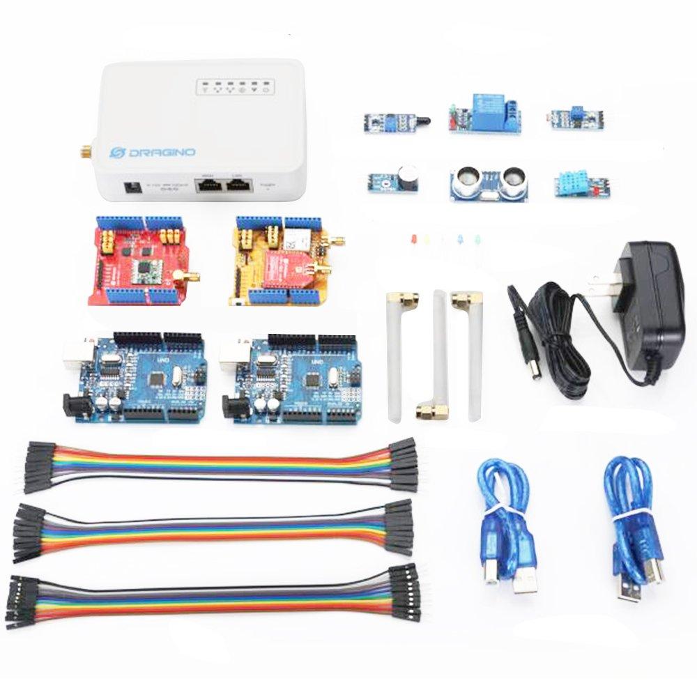Eleduino Dragino LoRa IoT Development Kit 915mHZ