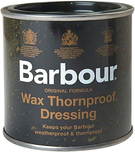 Barbour – Producto de cera impermeabilizante, lata, impermeable ...