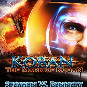 Koban: The Mark of Koban, Book 2 Hörbuch