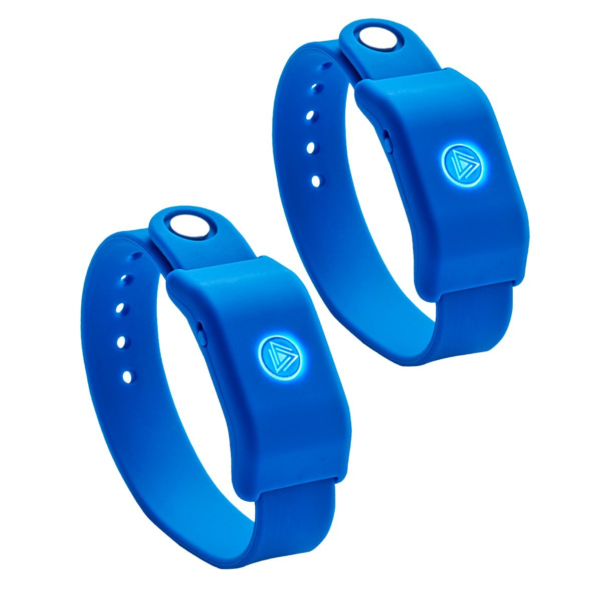 SoundMoovz Motion-Activated Muzical Bandz Blue (Dispatched From UK) by Character Options