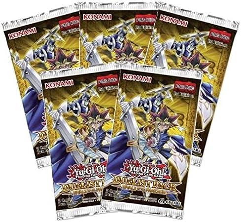 YU-GI-OH! Konami - Cartas Dimension of Chaos, edición Especial Caja exhibidora de Sobres 14011