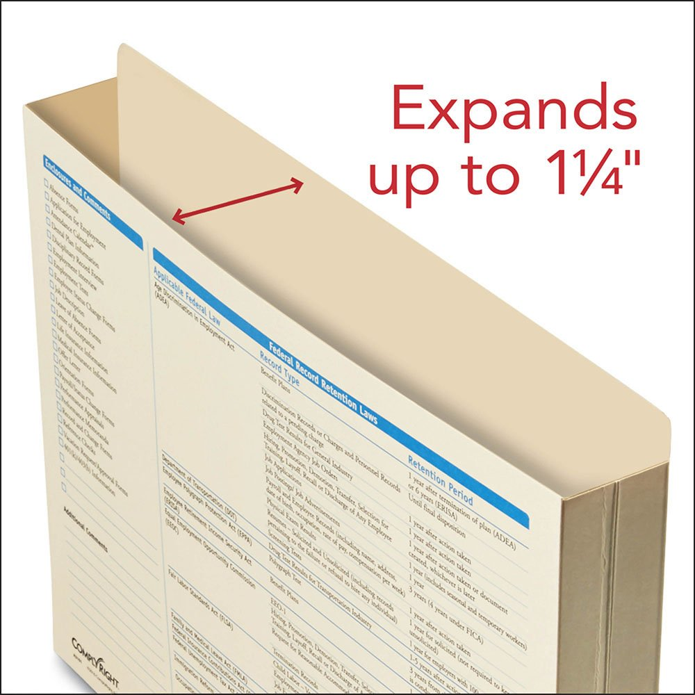 ComplyRight Employee Record Organizer Expandable by ComplyRight (Image #3)