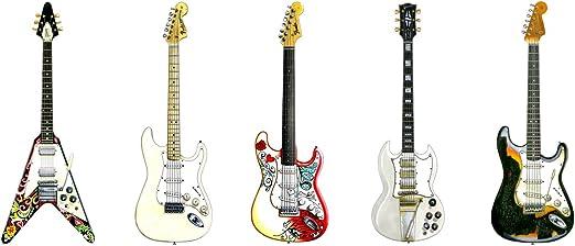 George Morgan Illustration Tarjeta de felicitación de Guitarras de ...