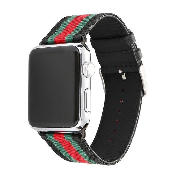 05f797fe30b Amazon.com  HUANLONG VE-0001 Apple Watch Band