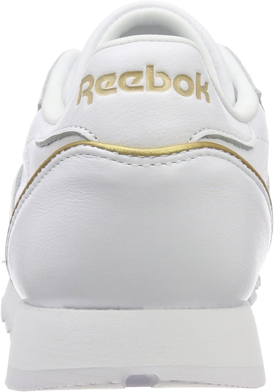 Reebok Bs9878, Chaussures de Gymnastique Femme, Blanc Cassé