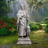 Design Toscano EU1785  Jesus the Good Shepherd
