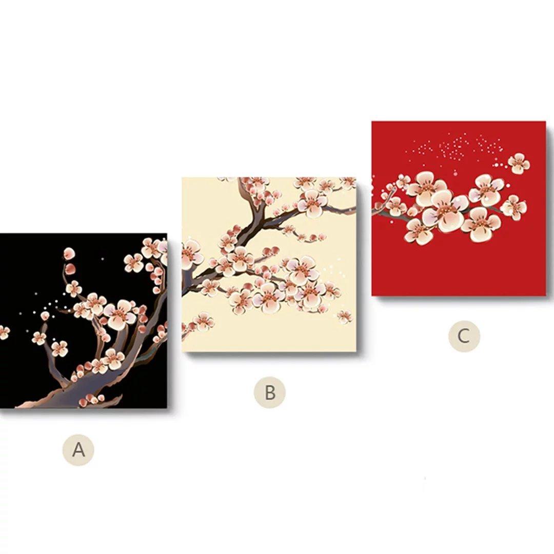 現代画 複合画 壁掛け 絵画 風景画 リビング シンプル インテリア おしゃれ ギフト モダン アート 花 最適なインテリア バレンタインデー 立体 記念品 贈答品 YKFN B01N55L364 40*40cm 40*40cm